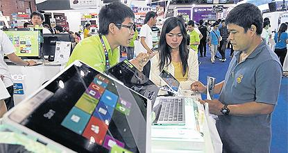 PC sales slump 20% in Q1