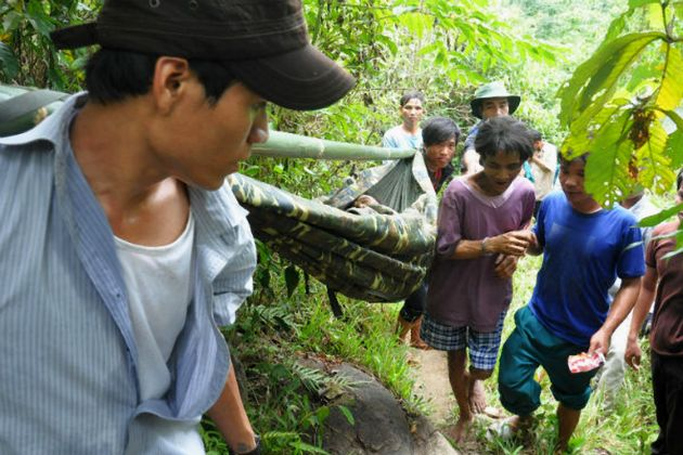 529787 - Jungle people: 40 years ago thought dead - Philippine Business News
