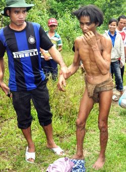 529862 - Jungle people: 40 years ago thought dead - Philippine Business News
