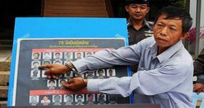 Most-wanted hitman caught   again | Bangkok Post: learning