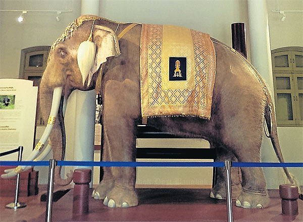 Royal Elephants Stable Museum  Bangkok Post: Travel