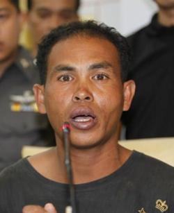Soldier accused in brutal rape of teen appears in court