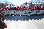 Pro-Life Supporters March In D.C.