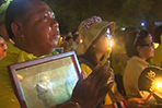 Thai Protesters Celebrate Coronation Day With Prayers To Topple Prime Minister