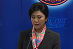 Yingluck protests innocence