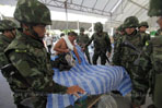 Army clears PDRC sites