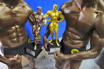 Army bodybuilding competition