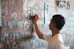 Contemporary art at Wat Khun Inthapramun