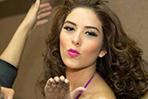 Miss Honduras shot dead