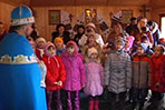 Ukraine's children want St. Nicholas to bring peace for Christmas