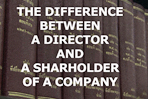 Roles of directors and shareholders