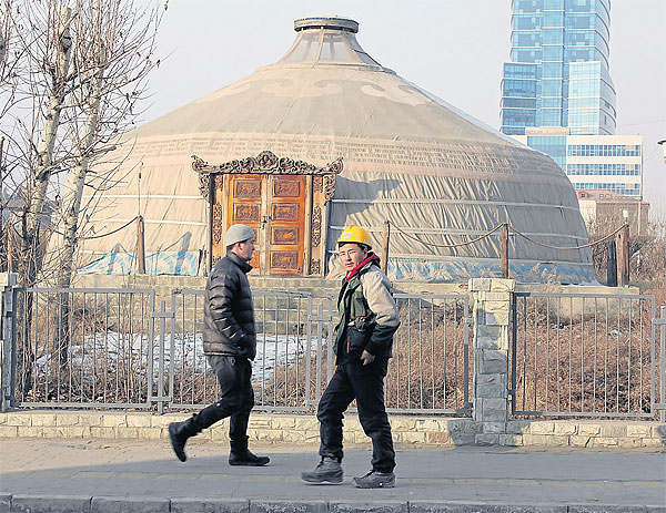 Mongolia at a crossroad as boom brings challenges