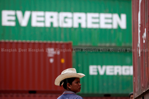 Vulnerable April foreign trade, output information for Asia