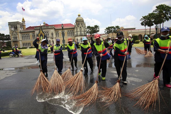 Government House reopening