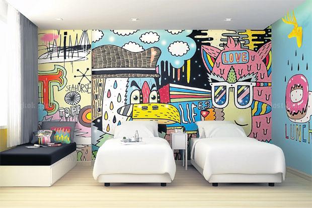 Rise Of Street Art In Bangkok