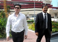 Singaporean jailed for football fixing