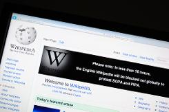 Wikipedia blocks 'disruptive' edits from US Congress