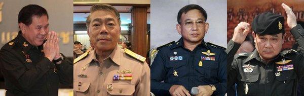 Names for top defence posts firm | Bangkok Post: news