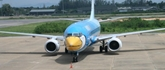 Nok Air (Bird Air) hits birds, forcing emergency landing