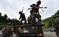Two S. Korean soldiers die during training