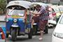 As Thailand sags, world travel booms