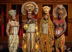 Lion King is top musical 'of all time'