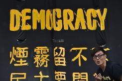Hong Kong protests hit China's National Day: Live Report