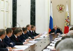 Russia to develop cyberspace 'security' without 'total control'