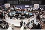 Asian shares mixed, dollar climbs