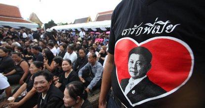 Pheu Thai denies talk of cremation plot