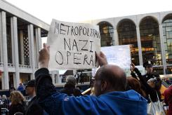 Met defies protests to stage 'Klinghoffer' opera