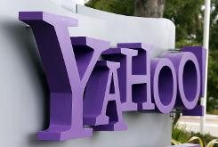 Yahoo profit surges on Alibaba divestment, mobile
