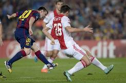 Beating Madrid matters more than Liga record, Messi says