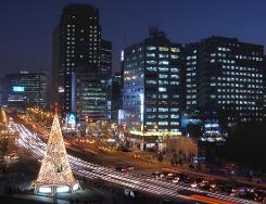 South Korea scraps 'Christmas tree' tower hated by North