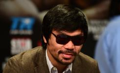 Pacquiao still 'hungry' to fight after basketball debut