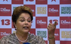 Brazilian president's alter ego chases votes online