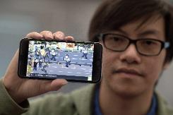 Hong Kong's Umbrella Movement gets computer game makeover