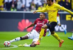 Dortmund slip further after fourth defeat