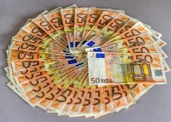 Fifth of eurozone banks fail ECB health check: report