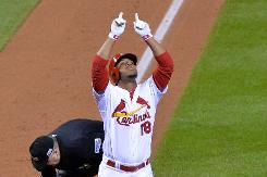 Baseball World Series players grieve Taveras tragedy