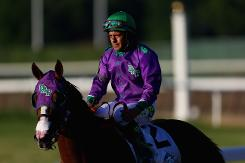 Chrome runs for redemption in Breeders' Cup Classic