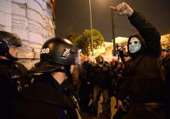 Hungary's Orban shelves Internet tax after demos