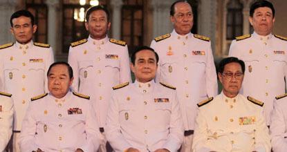 Pridiyathorn is richest cabinet minister