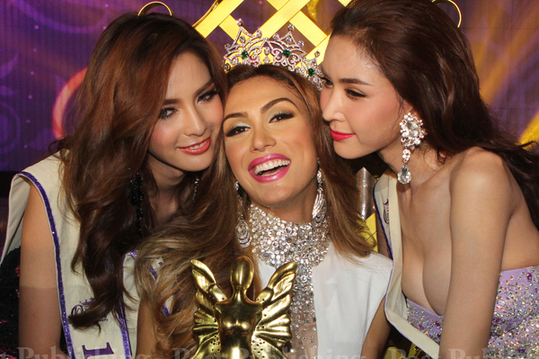 Thailand transvestite beauty contests
