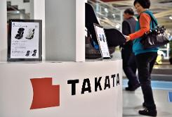 Takata defends actions over faulty airbags