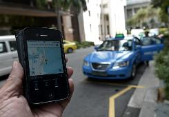 Uber hires team to help fix privacy issues