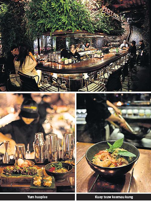 Red hot and raring   Bangkok Post: lifestyle