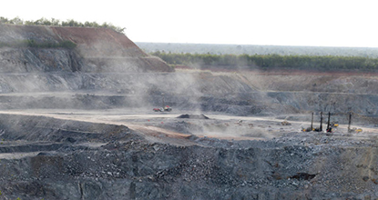 Villagers near Phichit gold mine poisoned by heavy metals