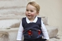 New photos of Great Britain's little prince