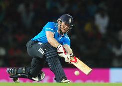 Morgan replaces Cook as England's World Cup captain